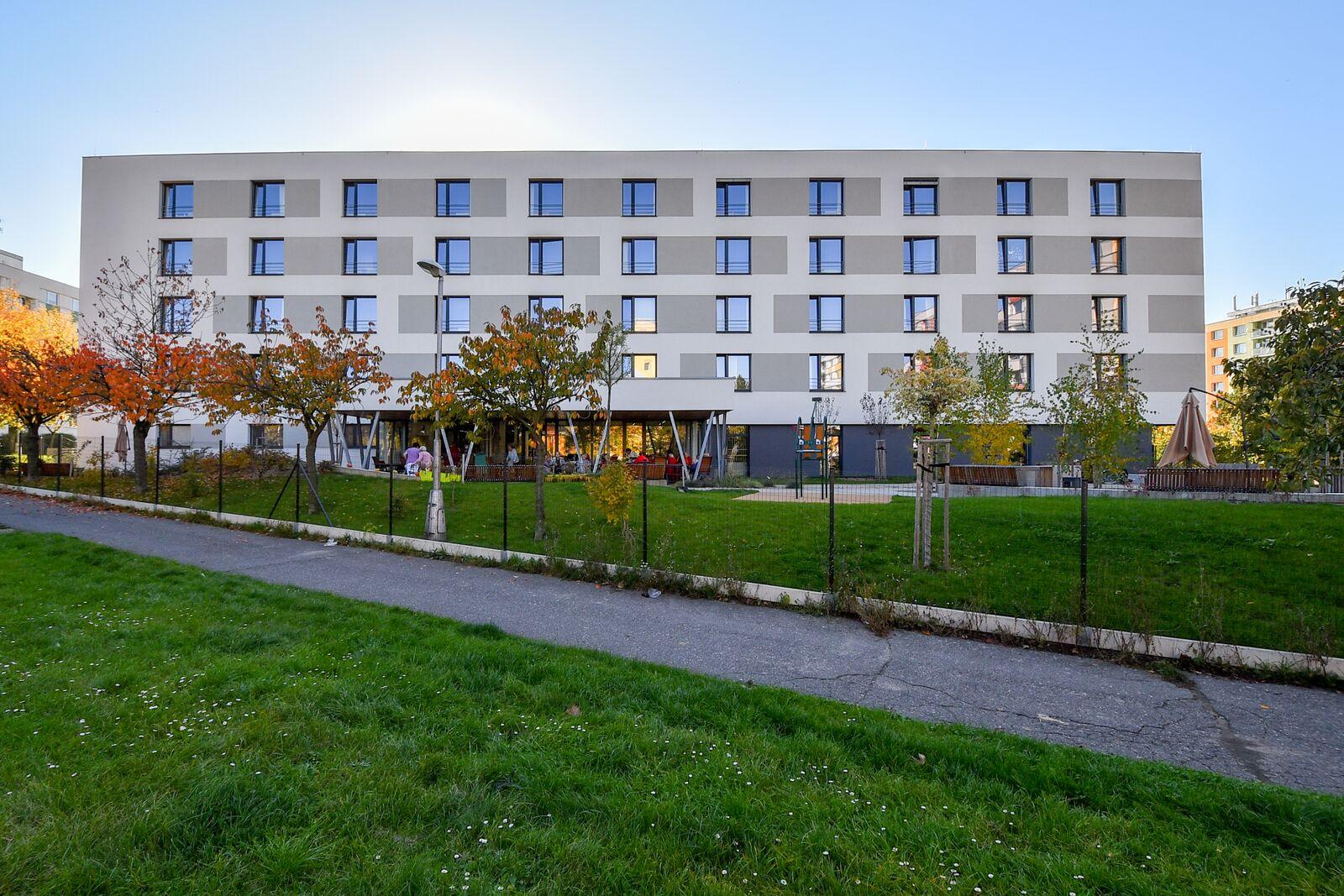 SeneCura SeniorCentrum Hradec Králové