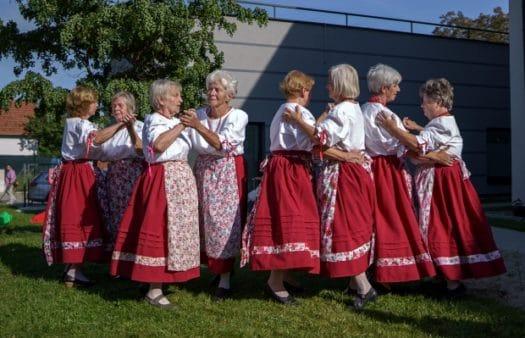 Zahradní slavnost SeniorCentra Slivenec